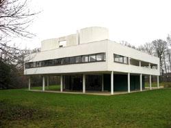 1931年に建てられたサヴォア邸