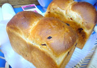 夏みかんのピール入り食パン
