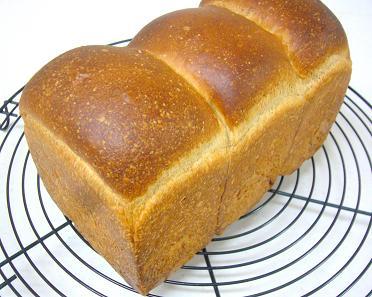 黒糖山食パン