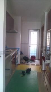 我が家キッチン