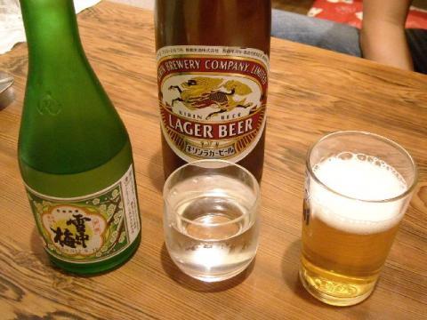 やじろう本町店 日本酒 ビール