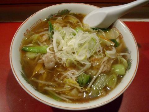 やじろう本町店 広東麺