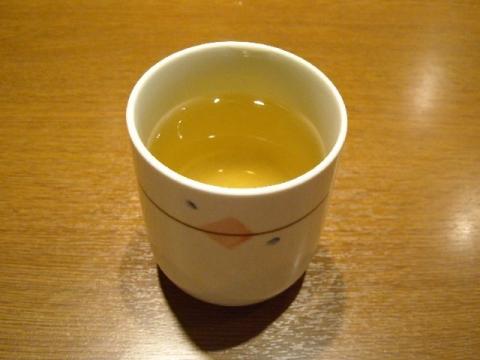 ぼっち・お茶