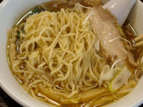祥気・中華そば 麺