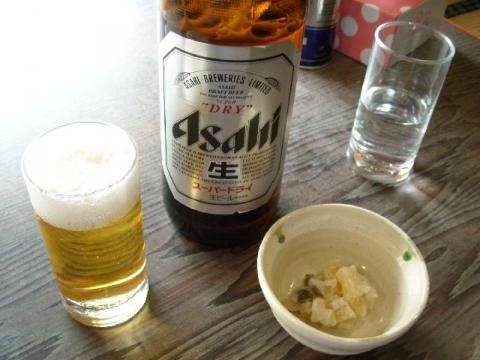 樺太屋・ビール