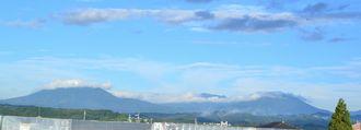 021西の山々