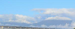 015山頂雪