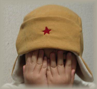 ケロロ帽子2