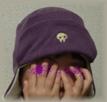 ギロロ帽子
