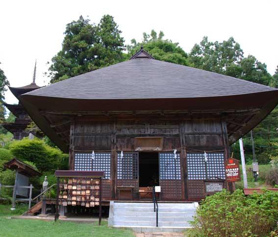 大法寺観音堂