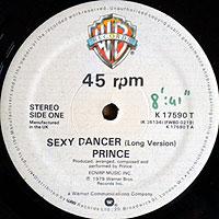 Prince-Sexy落書き200