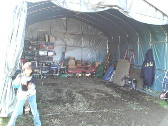 テント倉庫26