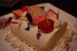 こげケーキ