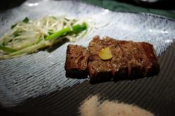 肥後牛ステーキ