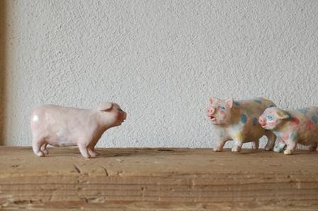 由良しのぶ「メルヘン豚」
