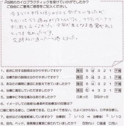 体験談090294