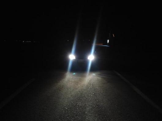 社外ライト ロービーム ②