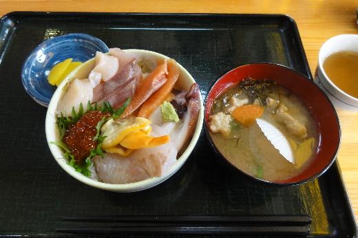 9-1海鮮丼