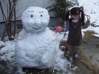 s-DSCF9800雪だるま