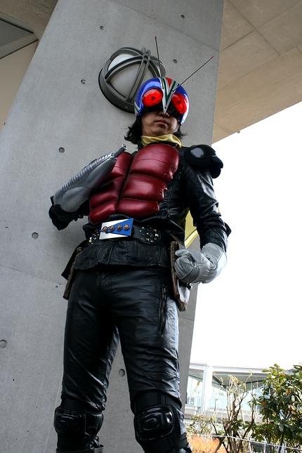冬コミ[2009.12.29]ライダーマン1