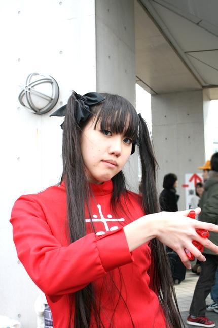 冬コミ[2009.12.29]遠坂凛2