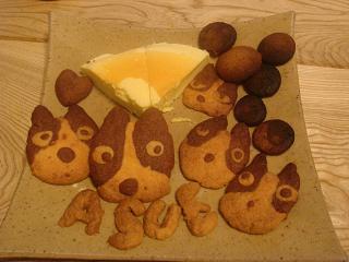 クッキー完成品