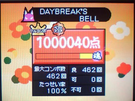 DAYBREAKS BELL