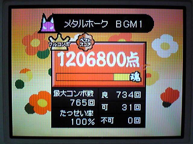 メタルホーク BGM1
