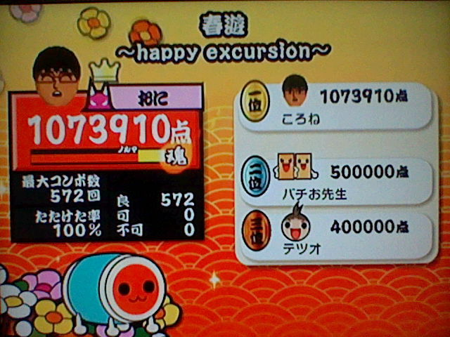 春遊 ~happy excursion~ 全良