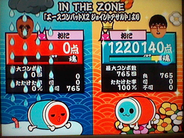 IN THE ZONE 全良