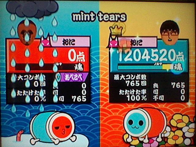 mint tears 全良