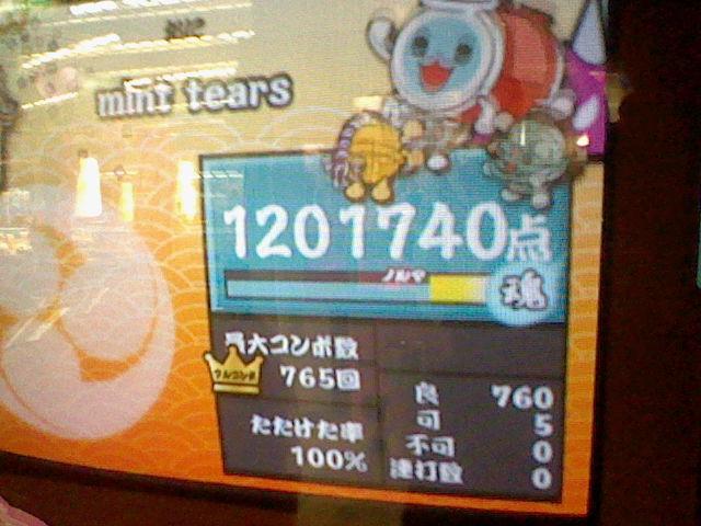 mint tears