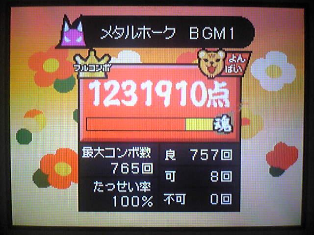 メタルホーク BGM1 四倍