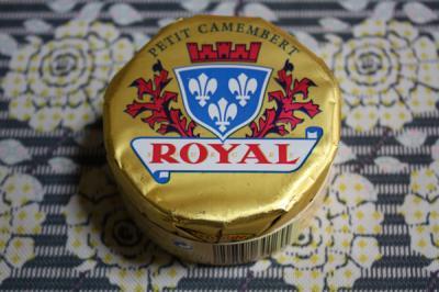 カマンベールチーズ(前)