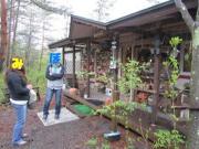 森のランプ2