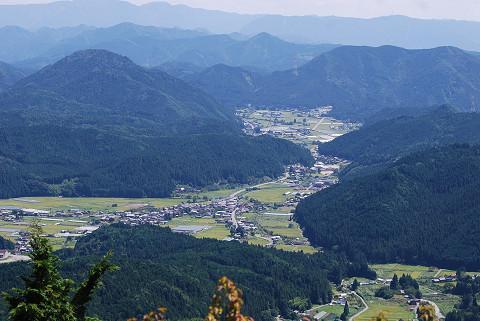 津具村の風景