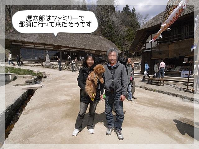 虎太郎カットす!04