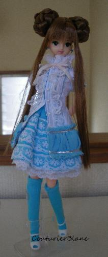 布とドールの小さな魔法