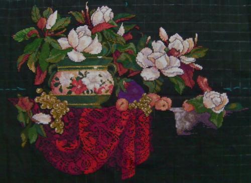 花瓶と花-0119-2