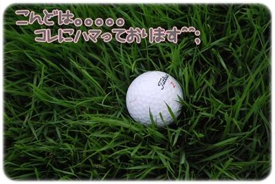 ゴルフボール♪