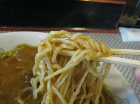 ときわ屋カレー中華20100606b