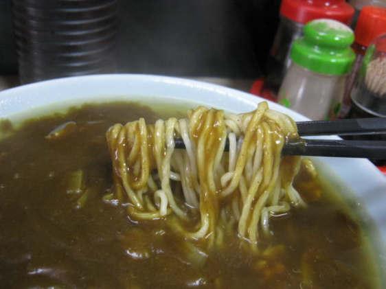雪龍カレーラーメン20100614b