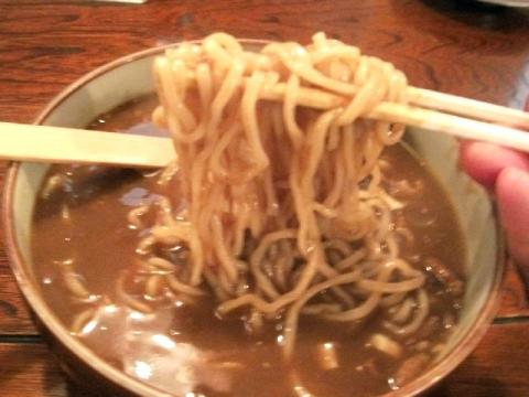 国光・カレーラーメン麺