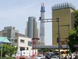 2010年5月18日の東京スカイツリー