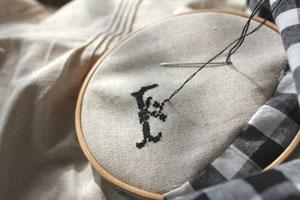 6,8刺繍