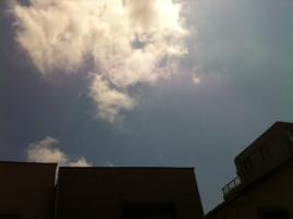 2011,7月青空