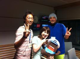 NHK2011.8月トミー