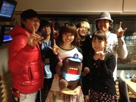 もみじNHK2012,3月