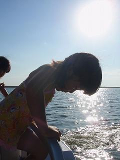 ボート遊び9