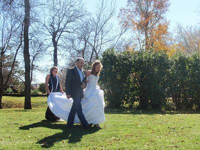 カナダの結婚式5